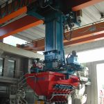 Simem Spil Koala concrete processing machine