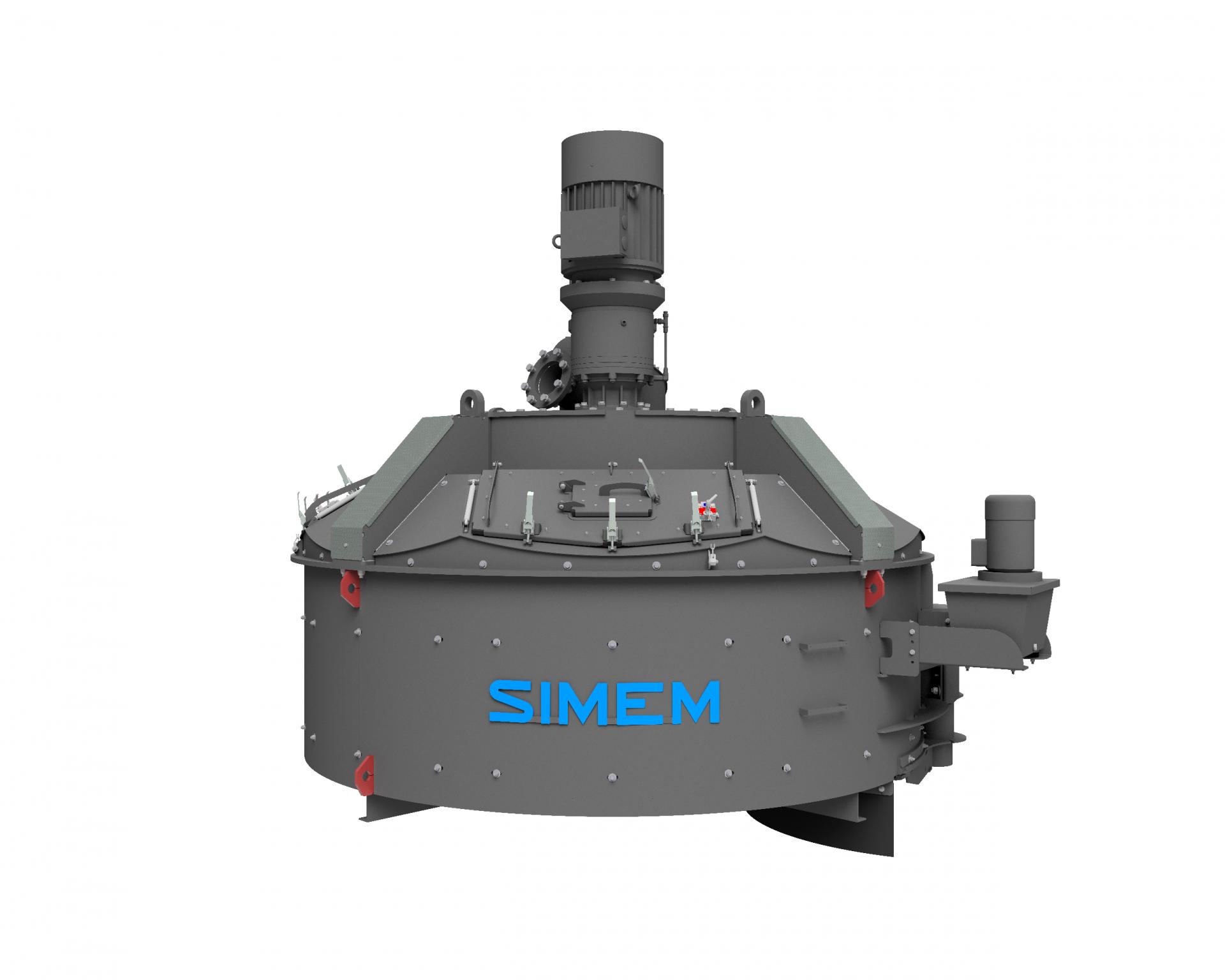 Simem Xentrix planetary mixer