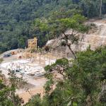 simem gold mine ecuador