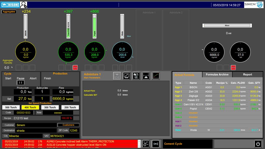 Simem@tic automation system