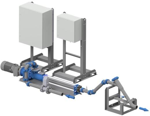 SimemUnderground pumping systems