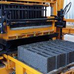 Simem Spil BLOCS production line Blocrete